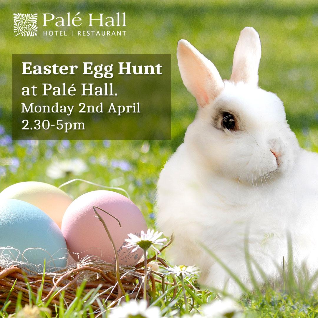 Easter Egg Hunt Palé Hall